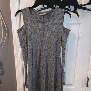 Dresses & Skirts - Gray dress from motherhood